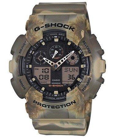 Zegarek Casio GA-100MM-5AER G-Shock
