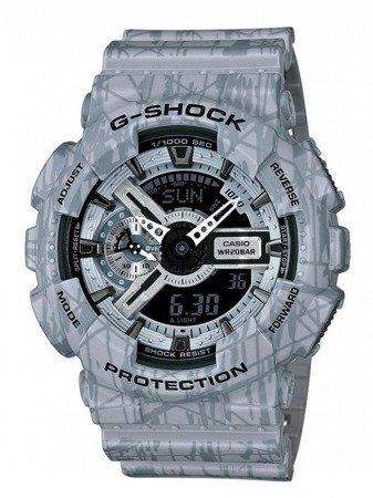 Zegarek Casio GA-110SL-8AER G-Shock
