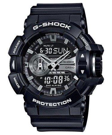 Zegarek Casio GA-400GB-1AER G-Shock