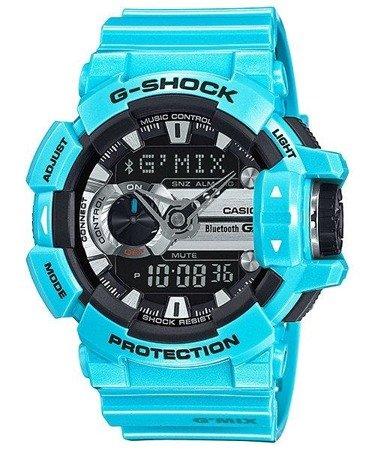 Zegarek Casio GBA-400-2CER G-Shock BT 4.0 G'Mix Smart