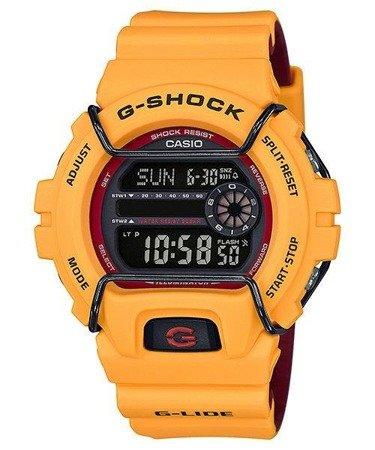 Zegarek Casio GLS-6900-9ER G-Shock G-Lide Protector
