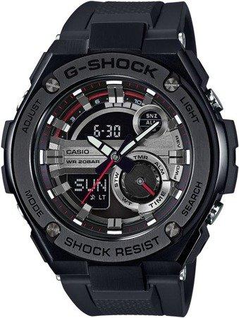 Zegarek Casio GST-210B-1AER G-Shock G-Steel