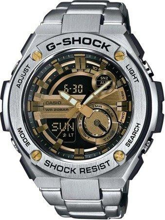 Zegarek Casio GST-210D-9AER G-Shock G-Steel