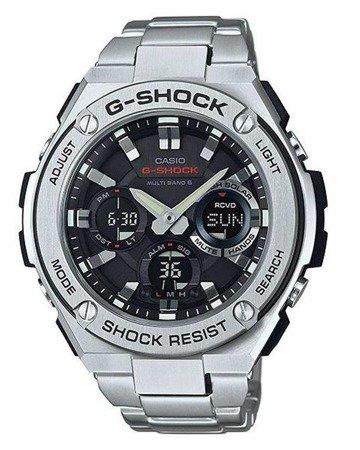 Zegarek Casio GST-W110D-1AER G-Shock G-Steel