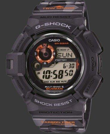 Zegarek Casio GW-9300CM-1ER G-Shock Mudman