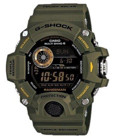 Zegarek Casio GW-9400-3ER G-Shock Rangeman