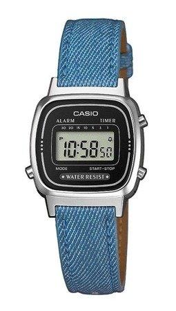 Zegarek Casio LA670WEL-2A2EF Retro