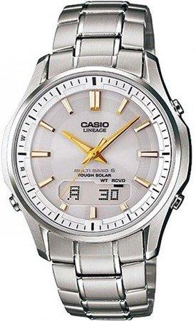 Zegarek Casio LCW-M100DSE-7A2ER Solar Szafir Wave Ceptor