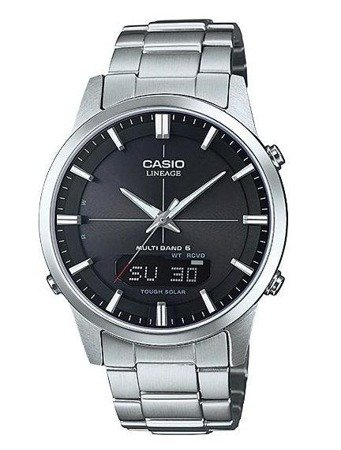Zegarek Casio LCW-M170D-1AER Solar Szafir Wave Ceptor