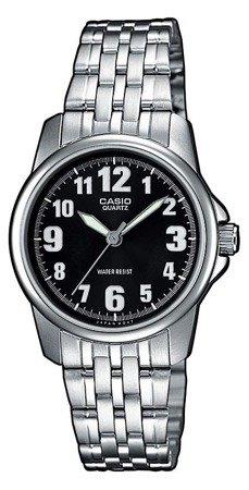 Zegarek Casio LTP-1260D-1B Klasyczny