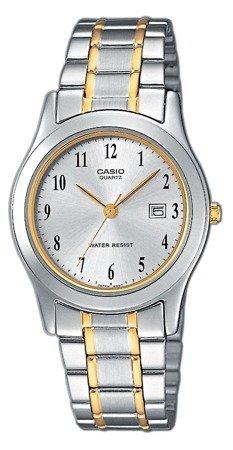 Zegarek Casio LTP-1264G-7BEF Klasyczny