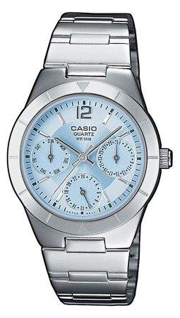 Zegarek Casio LTP-2069D-2AV MultiData