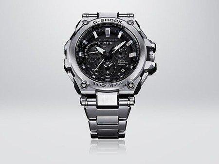 Zegarek Casio MTG-G1000D-1AER G-Shock GPS MVT Smart Access