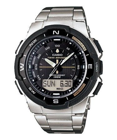 Zegarek Casio SGW-500HD-1BVER OutGear Kompas