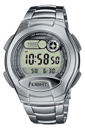Zegarek Casio W-752D-1AV Pacemaker