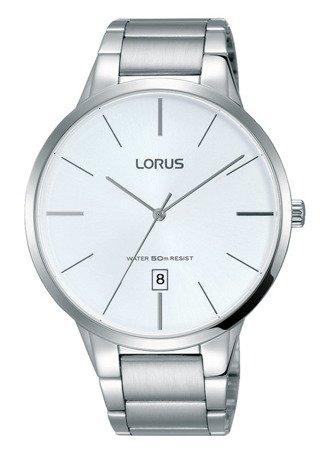 Zegarek Lorus RS901DX9 Męski Klasyczny WR 50M DATA