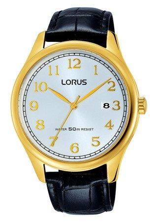 Zegarek Męski Lorus RS920DX9 Klasyczne WR 50M DATA