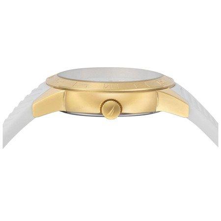 Zegarek Nautica Long Beach NAPLBC002 MultiData Gold