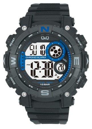 Zegarek Q&Q M133-003 Dual Time