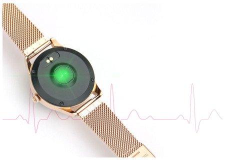 Zegarek SmartWatch damski Rubicon RNBE37 SIBX 05AX