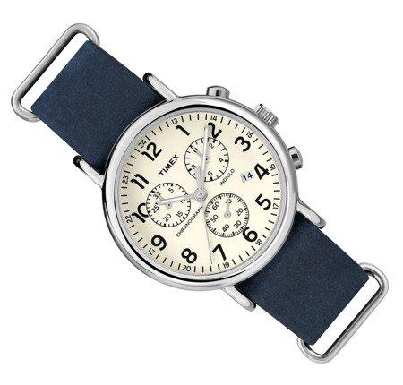 Zegarek Timex TW2P62100 Weekender Chrono